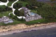 Nantucket Aerials - Pocomo Home Nantucket Island by Duncan Pearson
