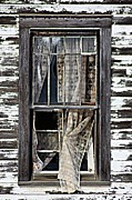 Rural Decay Art - Podola Window Again by Larysa Luciw