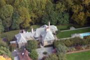 Nantucket Aerials - Poe House by Duncan Pearson