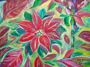 Patricia Taylor - Poinsettia Patchwork