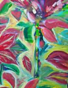 Patricia Taylor - Poinsettias