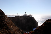 Bonita Point Acrylic Prints - Point Bonita Lighthouse in The Marin Headlands - 5D19653 Acrylic Print by Wingsdomain Art and Photography