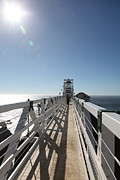 Bonita Point Photos - Point Bonita Lighthouse in The Marin Headlands - 5D19677 by Wingsdomain Art and Photography