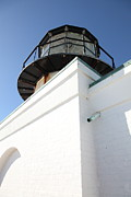 Bonita Point Photos - Point Bonita Lighthouse in The Marin Headlands - 5D19682 by Wingsdomain Art and Photography