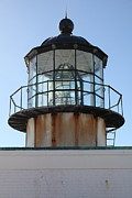 Bonita Point Photos - Point Bonita Lighthouse in The Marin Headlands - 5D19688 by Wingsdomain Art and Photography