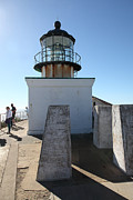 Bonita Point Art - Point Bonita Lighthouse in The Marin Headlands - 5D19689 by Wingsdomain Art and Photography