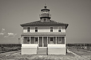 Lighthouse Digital Art - Point Lookout Lighthouse by Bill Cannon