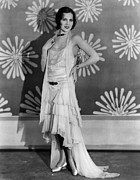 Wray Prints - Pointed Heels, Fay Wray, 1929 Print by Everett