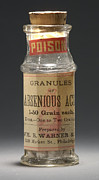Law Enforcement Prints - Poison, Circa 1900 Print by Science Source