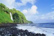 Hana Prints - Pokupupu Point Print by Peter French - Printscapes
