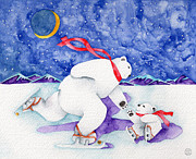 Kristin Maija Peterson - Polar Bears On Ice