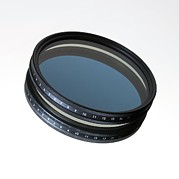 Polarizing Prints - Polarising Camera Filter Print by Mark Sykes