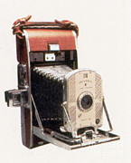 Polaroid Camera Framed Prints - Polaroid Land Camera, Circa 1947 Framed Print by Photo Researchers