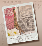 Cs5 Posters - Polaroid Memories Poster by Sandra Rossouw