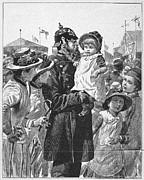 Policeman, 1885 Print by Granger