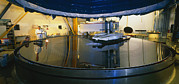 Mauna Kea Photos - Polishing Of Mirror For Use In Gemini Telescope by David Parker