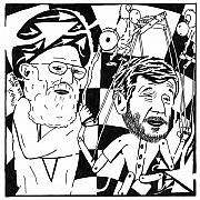 Maze Cartoon Posters - Political Maze Cartoon Of Khamenei and Ahmadinejad as his puppet Poster by Yonatan Frimer Maze Artist
