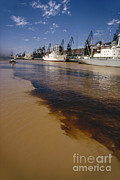 Polluted Prints - Polluted Water, Rio De La Plata Print by Bernard Wolff