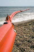 Inflatable Art - Pollution Control by Paul Rapson