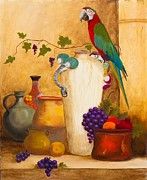 Jeanene Stein - Polly Parrot on an...