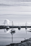 Dinghy Photos - Pollywiggle Brancaster Staithe Norfolk UK by John Edwards
