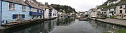 Smuggling Photo Prints - Polperro Harbour Print by Will Cornell
