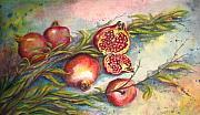 Yvonne Ayoub - Pomegranates