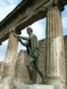 Martina Fagan - Pompeii Statue