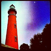 Lighthouse Photos - Ponce Inlet Lighthouse #lighthouse by Melissa Fleming