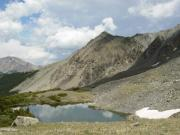 Collegiate Peaks Framed Prints - Pond and Beyond Collegiate Peaks Colorado Framed Print by Rhonda Van Pelt