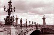 Kathy Yates - Pont Alexandre III Bridge