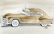 Classic Cars Originals - Pontiac by Eva Ason