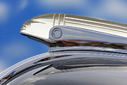 Pontiac Hood Ornament  Print by Mike McGlothlen