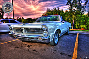 Port Huron Digital Art Posters - Pontiac Poster by Nicholas  Grunas