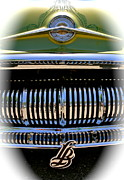 Poncho Framed Prints - Pontiac over Long Beach Framed Print by K Mikael  Wallin