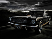 Ford Mustang Framed Prints - Pony Up Framed Print by Douglas Pittman