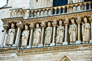 Popes Acrylic Prints - Popes at Notre Dame Cathedral Acrylic Print by Jon Berghoff