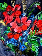 Debbie Braswell - Poppies