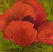 Rita Bentley - Poppies Diptych A