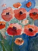 Trilby Cole - Poppies in June