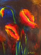 Jeff Hunter - Poppies together