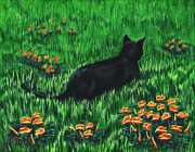 Gail Finn - Poppy Cat