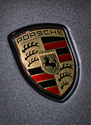 European Artwork Digital Art Posters - Porsche Poster by Gordon Dean II