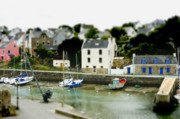 Bono Originals - Port du Bono Brittany France by Mark Hendrickson