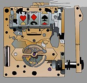 Casino Artist - Portable Steampunk Slot...