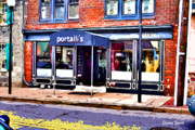 Catonsville Posters - Portallis Poster by Stephen Younts
