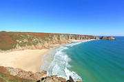Kernow Photos - Porthcurno by Carl Whitfield