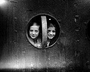Porthole Posters - Porthole Girls Poster by London Express
