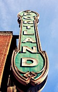 Pdx Prints - Portland Print by Cathie Tyler