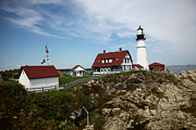 Anna McElhany - Portland Head Light
